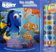 Buscando a Dory una Familia Memorable (100 Stickers Reutilizables) - Sin Autor - Plow Srl