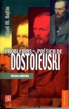 portada Problemas de la Poetica de Dostoievski
