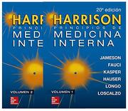 Harrison Principios de Medicina Interna Vols 1 y 2 - J. Larry Jameson; Anthony Fauci; Dennis Kasper; Stephen Hauser; Dan Longo; Joseph Loscalzo - Mcgraw-Hill Interamericana De España S.L.