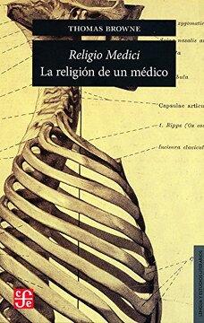 portada Religio Medici. La Religión de un Médico