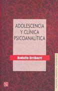 Adolescencia y Clinica Psicoanalitica - Rodolfo Urribarri - Fondo Cultura Economica