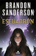 Escuadrón - Brandon Sanderson - Nova