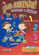 Yo Aprendo! Alfabeto y los Numeros - Latinbooks - Latinbooks
