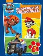 Cuaderno de Vacaciones 4 Años (Paw Patrol) - Nickelodeon - Altea