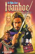 Col. Novela Grafica Plus-Ivanhoe - Walter Scott - Latinbooks