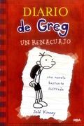 Diario de Greg 1: Un Renacuajo Rust - Jeff Kinney - Rba