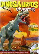 Dinosaurios Vivientes (con Stickers + DVD) - Equipo Artemisa - Artemisa