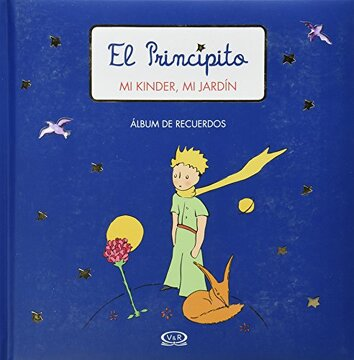 portada El Principito - Mi Kinder, Mi Jardín
