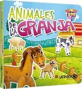 Animales de la Granja. Divertizoo 3d - Latinbooks - Latinbooks