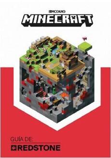 portada Minecraft. Guia Redstone