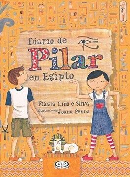 portada Diario de Pilar en Egipto