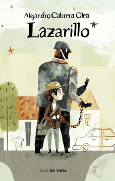 portada Lazarillo (Premio Marta Brunet Infantil 2017)