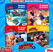 Mickey Historias Maravillosas (Estuche con Manija de Plastico)