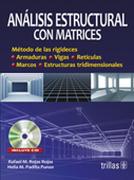 Analisis Estructural con Matrices - Rafael M. Rojas Rojas - Editorial Trillas Sa De Cv