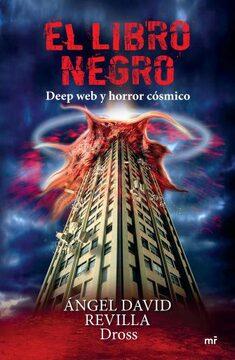 portada El Libro Negro. Deep web y Horror Cosmico