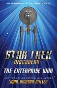 Star Trek: Discovery: The Enterprise war (5) (libro en Inglés)