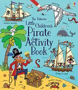 Little Children's Pirate Activity Book (libro en Inglés)