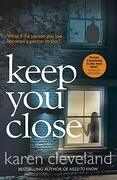 Keep you Close (libro en Inglés)