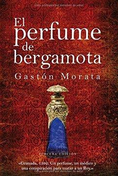 portada El Perfume de Bergamota