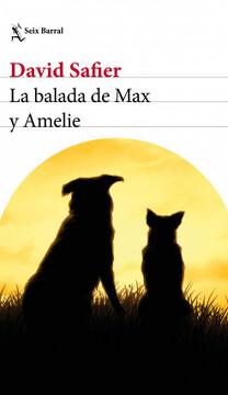 portada La Balada De Max Y Amelie