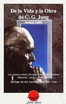 portada De la Vida y la Obra de c. G. Jung