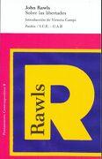 Sobre las Libertades - John Rawls - Paidos