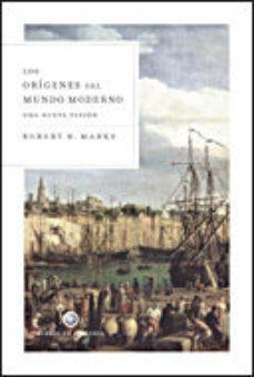 portada Los Orígenes del Mundo Moderno