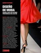 Diseño de Moda: Manual Para los Futuros Profesionales del Sector - Gurmit Matharu - Océano Ambar