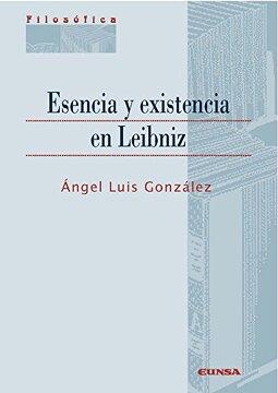 portada Esencia y Existencia en Leibniz
