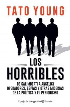portada Los Horribles