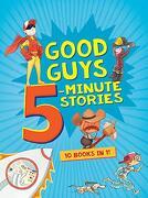 Good Guys 5-Minute Stories (libro en Inglés)
