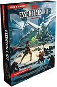 Dungeons & Dragons C70080000 Essentials Kit, Multi Juego de Construcción (libro en Inglés) - Wizards Rpg Team - Wizards Of The Coast