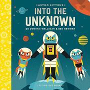 Astro Kittens: Into the Unknown (libro en Inglés)