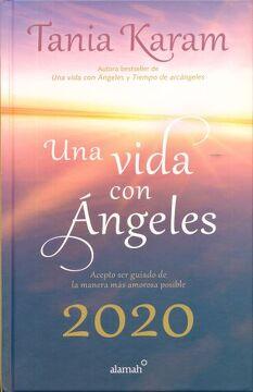 portada Libro Agenda. Una Vida con Angeles 2020