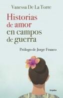 portada Historias de Amor en Campos de Guerra