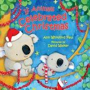 If Animals Celebrated Christmas (libro en Inglés)