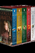 A Game of Thrones (libro en Inglés) - George R. R. Martin - Random House