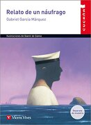 Relato de un Náufrago - Gabriel Garcia Marquez - Editorial Vicens Vives