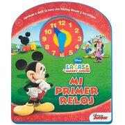 Mickey Mouse mi Primer Reloj