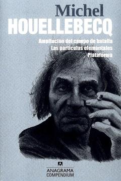 portada Michel Houellebecq