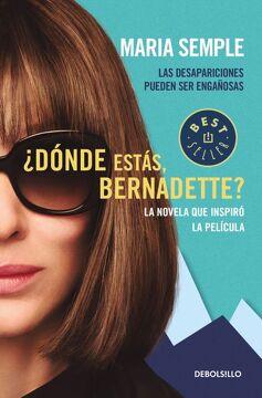 portada Donde Estas, Bernadette (Pelicula)