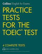 Collins English for the Toeic Test – Practice Tests for the Toeic Test (libro en Inglés)