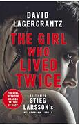 Millennium 6: Girl who Lived Twice tpb (libro en Inglés)