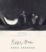 Roser Bru, Obra Grabada - Isabel Cauas- Rafael Munita - Corporación Cultural Taller 99