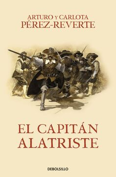 portada El Capitan Alatriste
