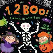 1, 2, Boo!  A Spooky Counting Book (libro en Inglés)