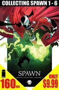Spawn: Origins Volume 1 (New Printing) (libro en Inglés)