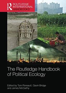 portada The Routledge Handbook of Political Ecology (Routledge International Handbooks) (libro en Inglés)