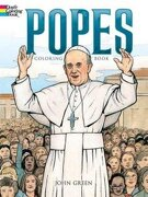 Popes Coloring Book (libro en Inglés)