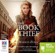 The Book Thief (libro en Inglés) (Audiolibro)